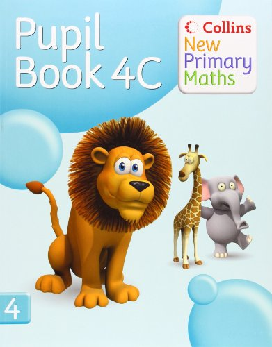 Collins New Primary Maths  Pupil Book 4C