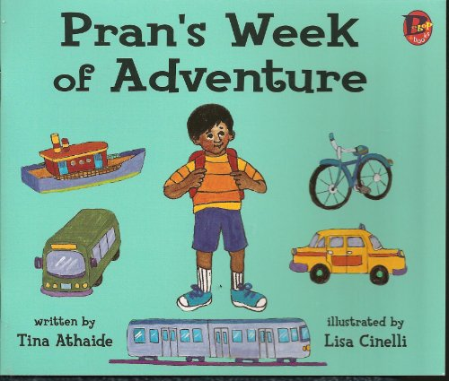 Pran'S Week Of Adventure