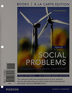 Social Problems, Books A La Carte Edition (13Th Edition)