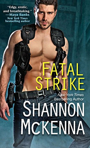 Fatal Strike (The Mccloud Brothers Series)