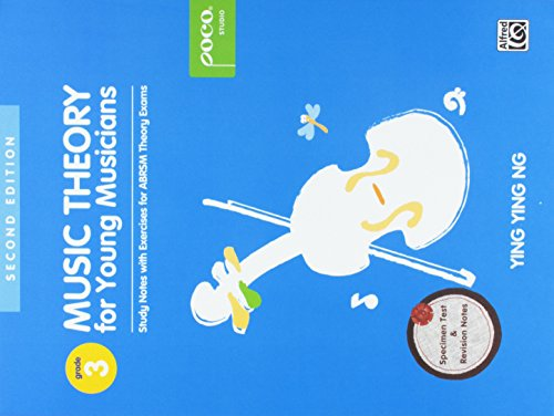 Music Theory For Young Musicians, Bk 3 (Poco Studio Edition)