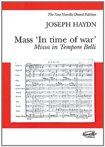 Haydn: Mass In Time Of War