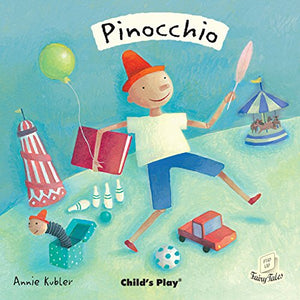 Pinocchio (Flip-Up Fairy Tales)