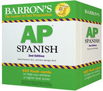 Barron'S Ap Spanish Flash Cards, 2Nd Edition