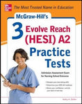 Mcgraw-Hills 3 Evolve Reach (Hesi) A2 Practice Tests