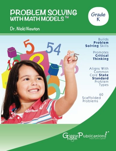 Problem Solving With Math Models ~~ Kindergarten
