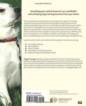 How To Start A Home-Based Dog Training Business (Home-Based Business Series)