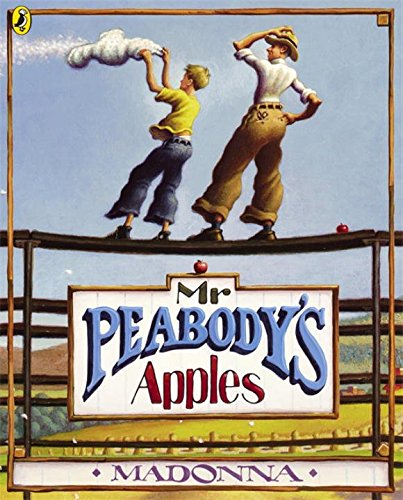 Mr Peabodys Apples (Puffin Picture Story Books)