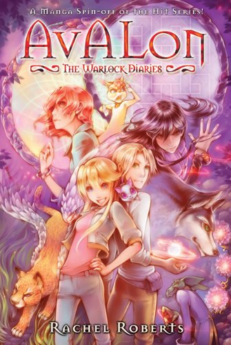 Avalon: The Warlock Diaries Omnibus (Avalon: Web Of Magic)