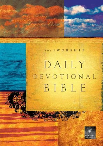Iworship Daily Devotional Bible: New Living Translation