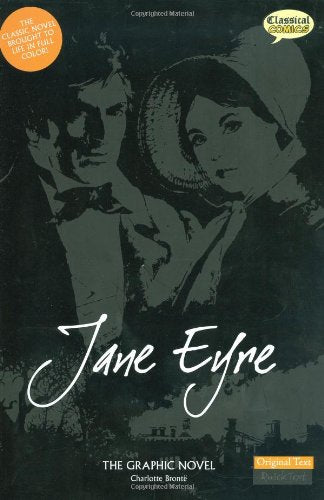 Jane Eyre: The Graphic Novel (American English, Original Text)