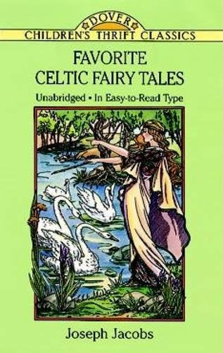 Favorite Celtic Fairy Tales (Dover Children'S Thrift Classics)