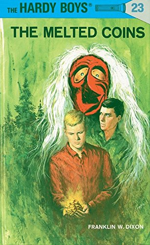 The Melted Coins (Hardy Boys, No. 23)