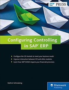 Sap Controlling (Sap Co) In Sap Fico: Configuration Guide (Sap Press)