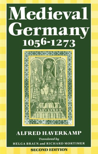 Medieval Germany 1056-1273