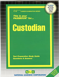 Custodian(Passbooks) (Career Examination Passbooks)