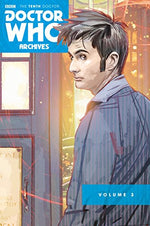 Doctor Who: The Tenth Doctor Archive Omnibus 3