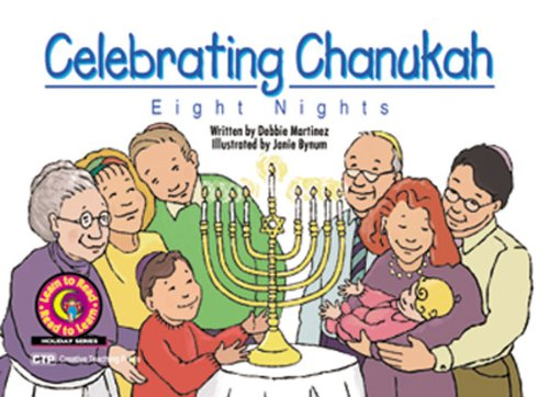 Celebrating Chanukah: Eight Nights (Learn To Read/Read To Learn: Holiday)