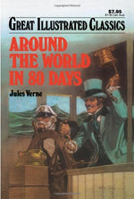 Around The World In 80 Days (Great Illustrated Classics)