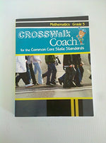 Crosswalk Coach For The Common Core Standards, Math, G5
