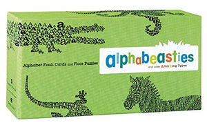 Alphabeasties: Flash Cards