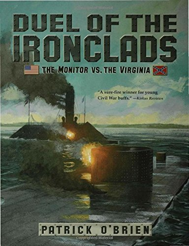 Duel Of The Ironclads: The Monitor Vs. The Virginia