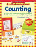 Shoe Box Learning Centers: Counting: 30 Instant Centers With Reproducible Templates And Activities That Help Kids Practice Important Math Skillsindependently!