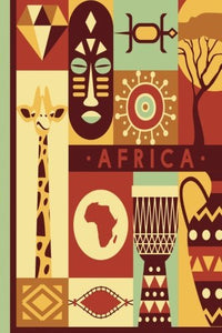 Africa Travel Journal: Wanderlust Journals