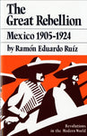 The Great Rebellion: Mexico 1905-1924 (Revolutions In The Modern World)