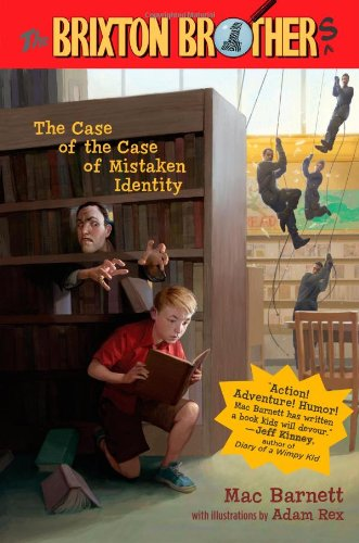 The Case Of The Case Of Mistaken Identity (Brixton Brothers)