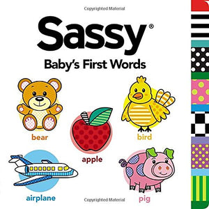 Baby'S First Words (Sassy)