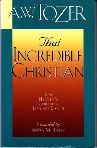 That Incredible Christian