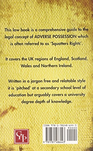 Adverse Possession - A Practical Legal Guide
