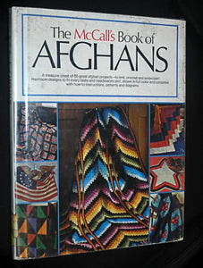 The Mccall'S Book Of Afghans