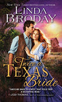 Twice A Texas Bride (Bachelors Of Battle Creek)