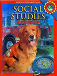Houghton Mifflin Social Studies: Student Edition Level 2 Neighborhoods 2008