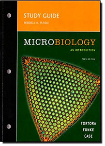 Study Guide For Microbiology: An Introduction