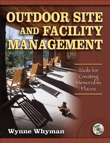Outdoor Site & Facility Management:Tools For Creating Memorabl Pl: Tools For Creating Memorable Places
