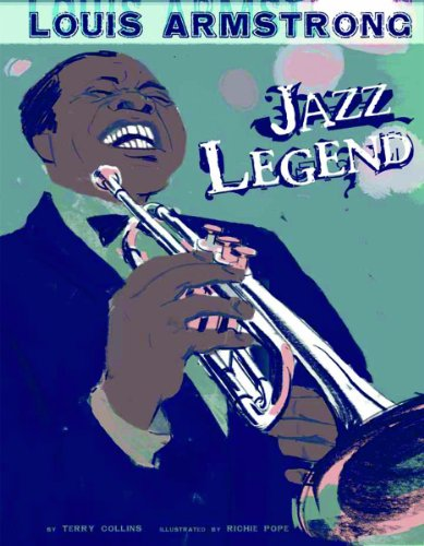 Louis Armstrong: Jazz Legend (American Graphic)