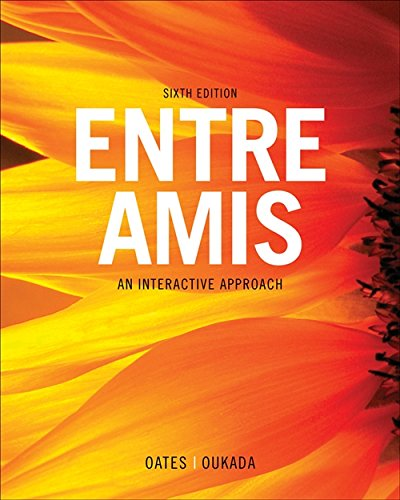 Entre Amis (World Languages)
