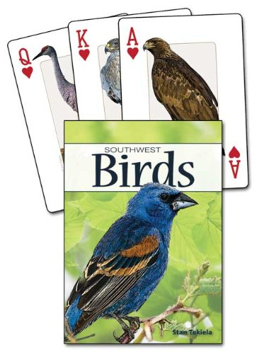 Birds Of The Southwest Playing Cards (Nature'S Wild Cards)