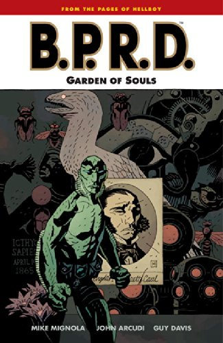 B.P.R.D., Vol. 7: Garden Of Souls