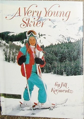 A Very Young Skier