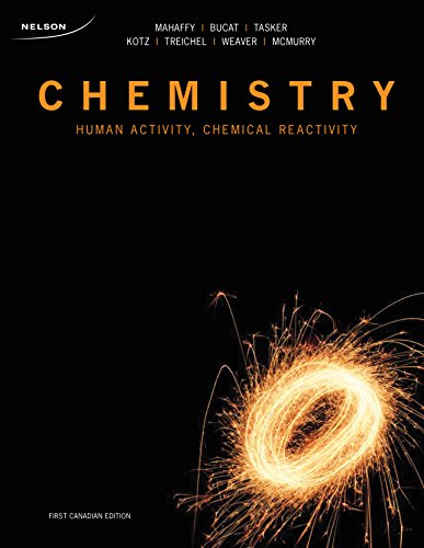 Chemistry Human Activity, Chemical Reactivity