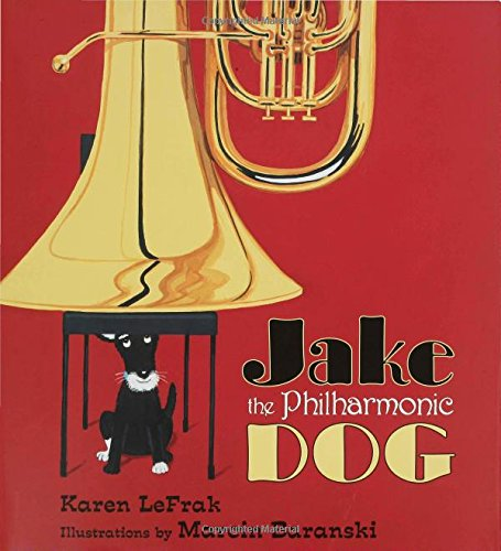 Jake The Philharmonic Dog