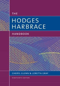 The Hodges Harbrace Handbook (The Harbrace Handbook Series)