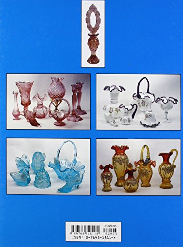 Fenton Glass Compendium: 1985-2001 (Schiffer Book For Collectors)
