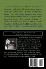 Conceptualizing The Jazz Piano Trio: Interviews And Analysis With Nine Jazz Legends