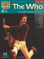 The Who: Guitar Play-Along Volume 108