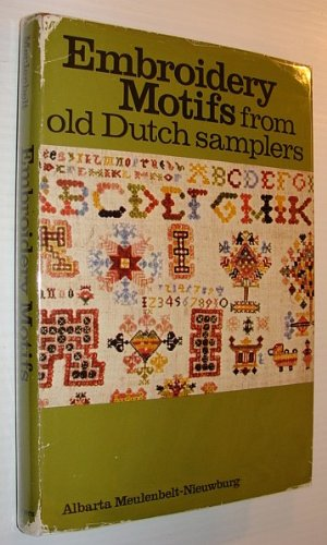 Embroidery Motifs From Old Dutch Samplers